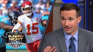 NFL Week 7 recap Titans crush Chiefs Bengals best Ravens Stafford beats Lions SNF NBC Sports