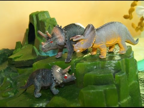 Monster truck and dinosaurs and eggs Surprises - cartoon game for kidsиз YouTube · Длительность: 13 мин48 с