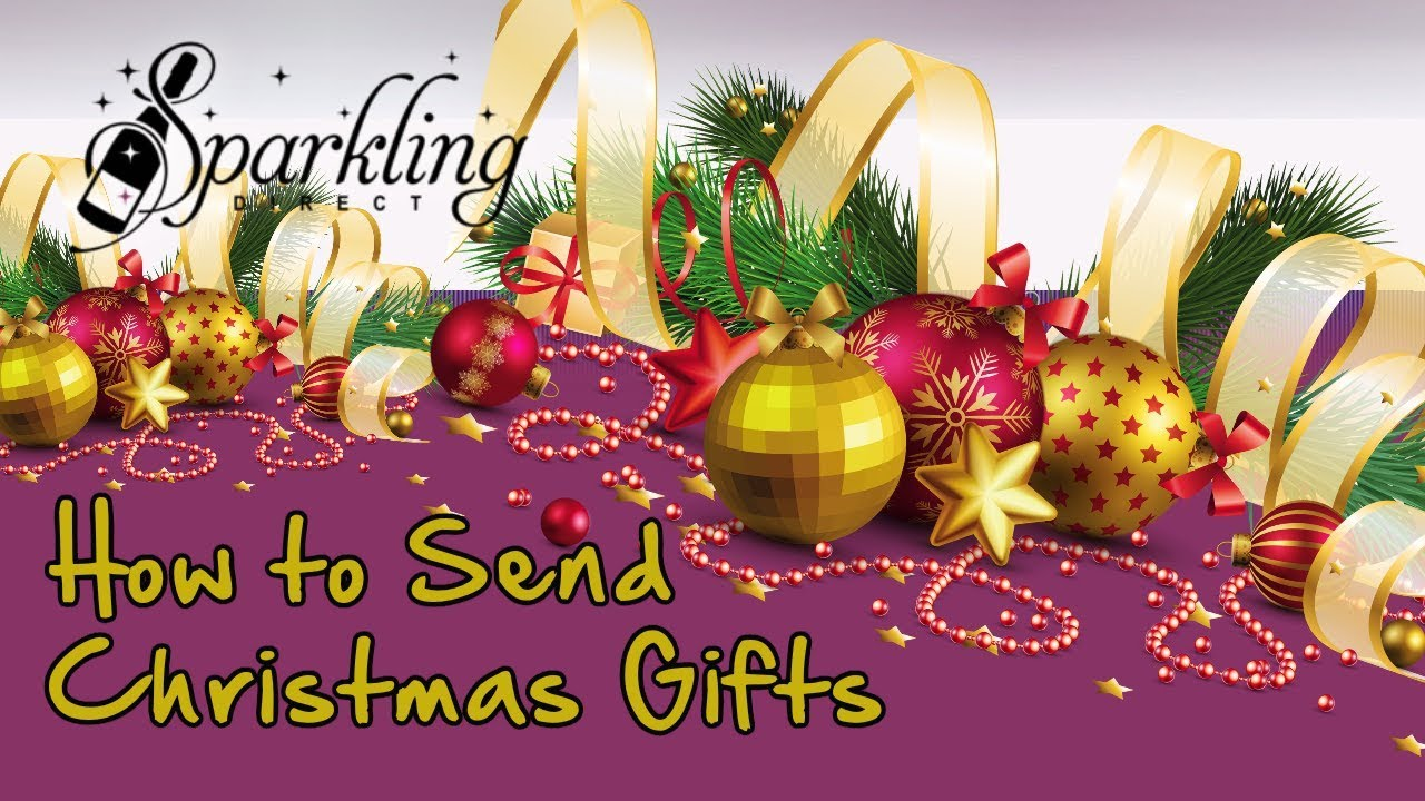 How to Send Christmas Gifts to Multiple Addresses? - YouTube