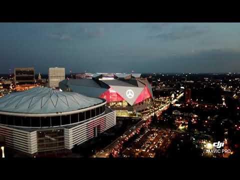 Mercedes Benz Stadium /Ga. World Congress Center