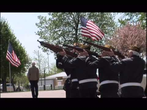 Highlights from Fort Snelling Cemetery Interment