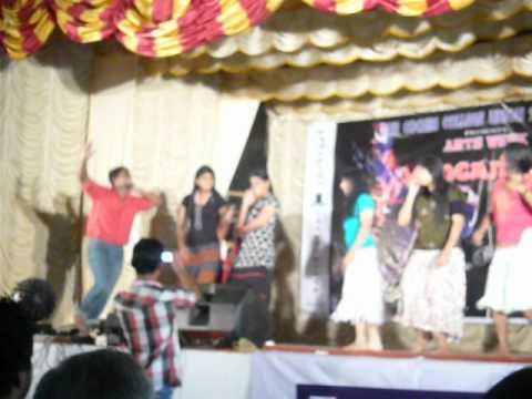 cochin college first years rocks