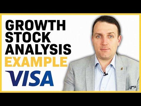 Growth Stock Analysis Tool - How To Analyze Visa Growth Stock Example