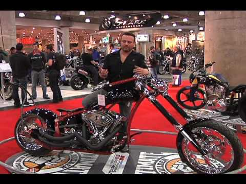 Tribal Iron Choppers @ Ultimate Builder Custom Bike Show in NY