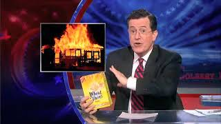 The Colbert Report: Wheat Thins Memo thumbnail