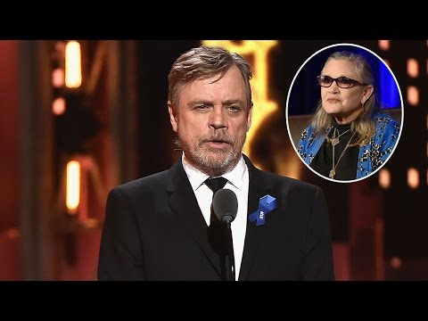Download Youtube: Mark Hamill Honors 'Princess' Carrie Fisher During Tony Awards 'In Memoriam' Segment