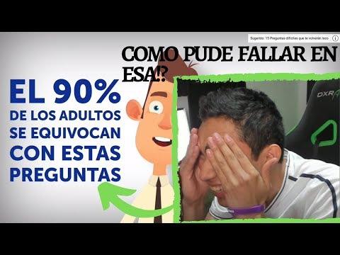 FERNAN REACCIONA AL TEST DEL SENTIDO COMÚN EN DIRECTO!🤯 | EL 90% DE LAS PERSONAS FALLAN!😨