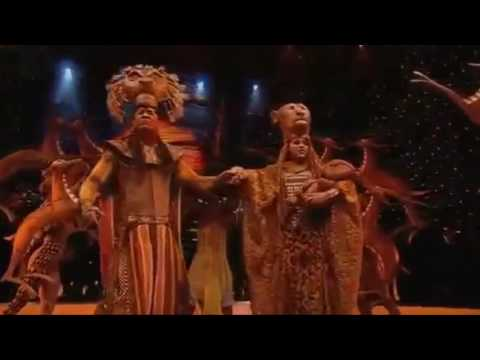 Circle Of Life    The Lion King Musical  HD