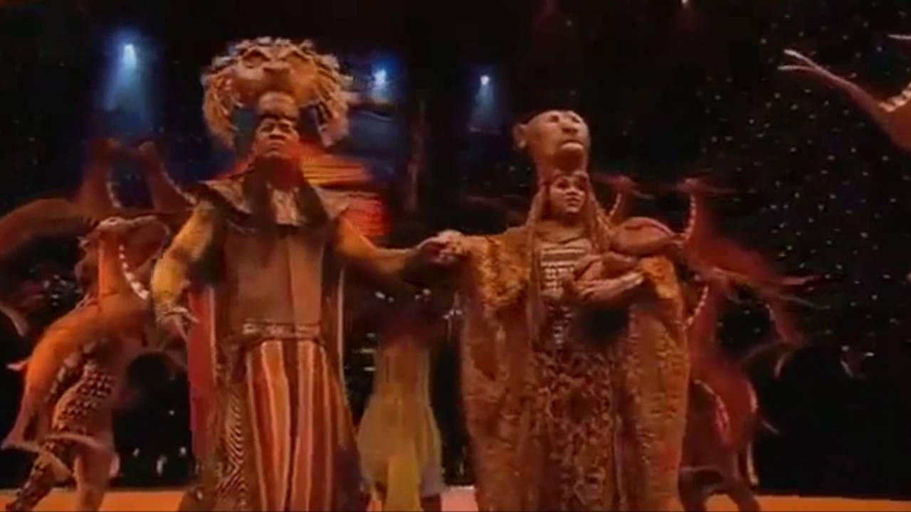 "an analysis of the musical lion king Since ""the lion king"" chose denver to launch its first national tour in 2002, papa mufasas have died, young simbas have grown into adult simbas and 8-year-olds have been born."