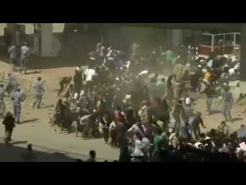 Anti ISIS protests in Ethiopia spiral into violence