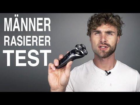 RASIERER TEST - MÄNNER RASIERER Test + Verlosung RASIERER  | DANIEL KORTE