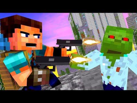 Zombie Apocalypse (DayZ) - Minecraft Animation