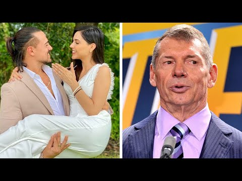 Vince Done With Superstar...Jericho Never Going Back to WWE...Angel Garza Married...Wrestling News
