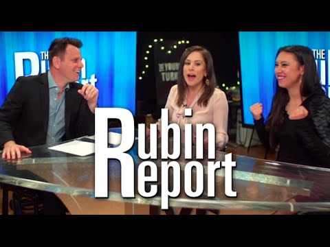 Ana Kasparian and Kim Horcher on The Rubin Report