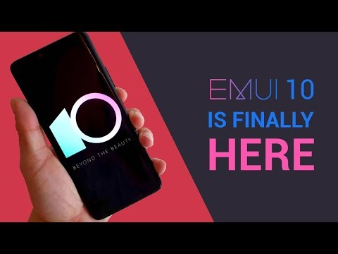 STABLE EMUI 10 Arrived To Huawei Mate 20 Pro JUST NOW!