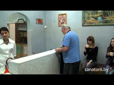 Вытяжение позвоночника подводное - Санатории Белоруссии