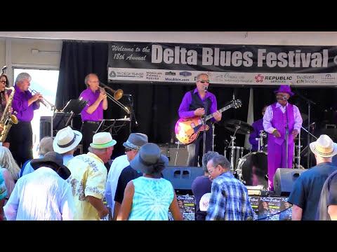 2016 Delta Blues Fest:  Wee Willie Walker