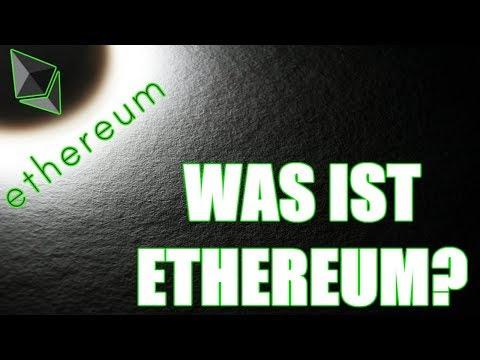 Was ist Ethereum? | Ethereum Erklärung deutsch | Ether