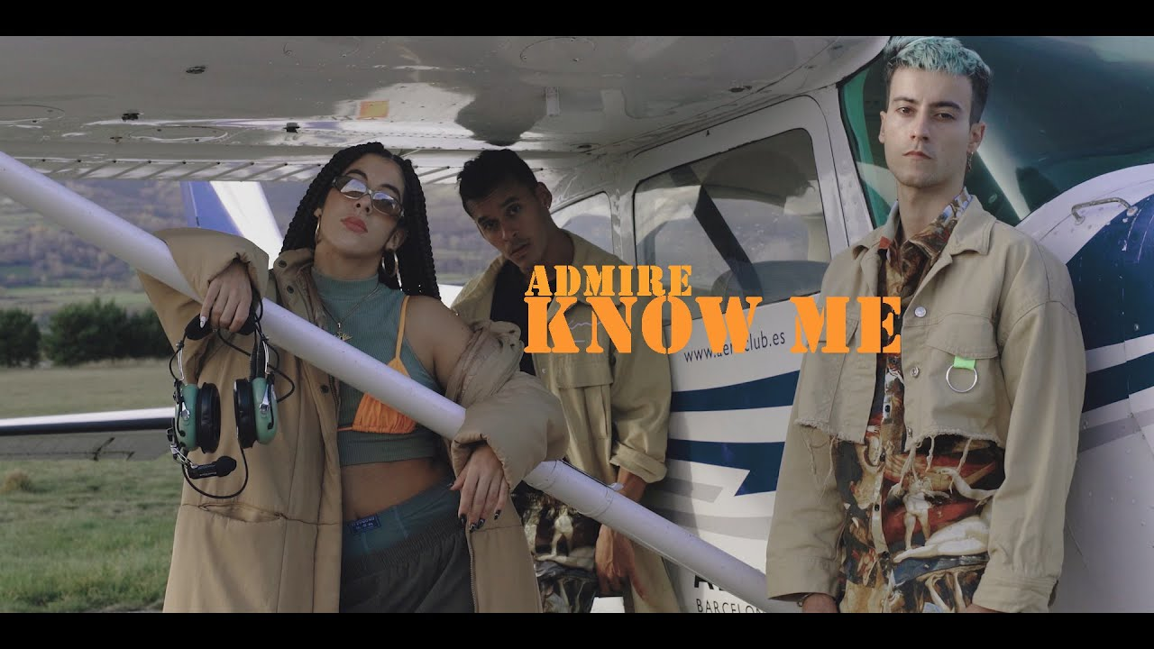 Download ADMIRE - KNOW ME (Official Video)
