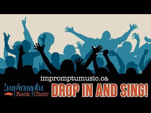 Impromptu Rock Choir - feature on CBC Radio Vancouver