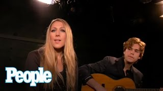 Colbie Caillat Performs Her Song