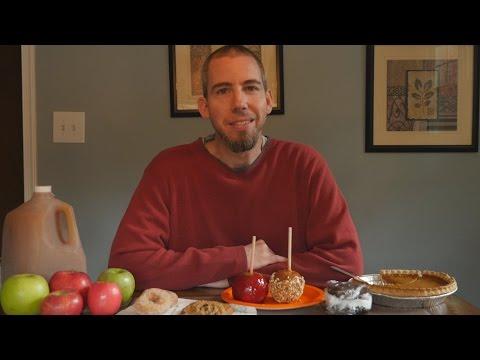 Autumn Seasonal Fare Tasting / ASMR