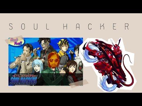 [Soul Hackers] 7 : Speed Demon + VR Art museum
