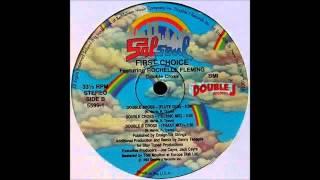 (1993) First Choice feat. Rochelle Fleming - Double Cross [Danny Tenaglia Traxx RMX]