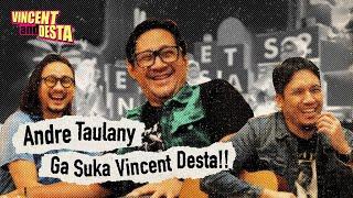 AKHIRNYA ANDRE TAULANY BISA YOUTUBE BARENG VINCENT DESTA