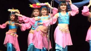 Восточные танцы  для детей и взрослых. Обучение в Запорожье.