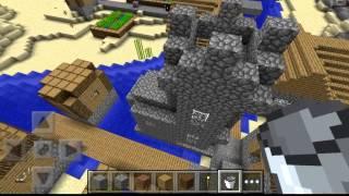 Как найти деревню в майнкрафт 1.7.5