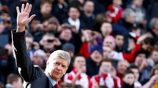 Arsenal Manager Wenger to leave after 22 years in charge