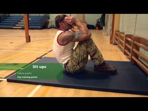 Royal Marines Fitness Tips