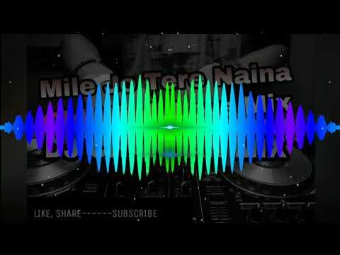 Mile Jo Tere Naina(Old Hindi Love Mix)DJ CHANDAN CHOUDHARY