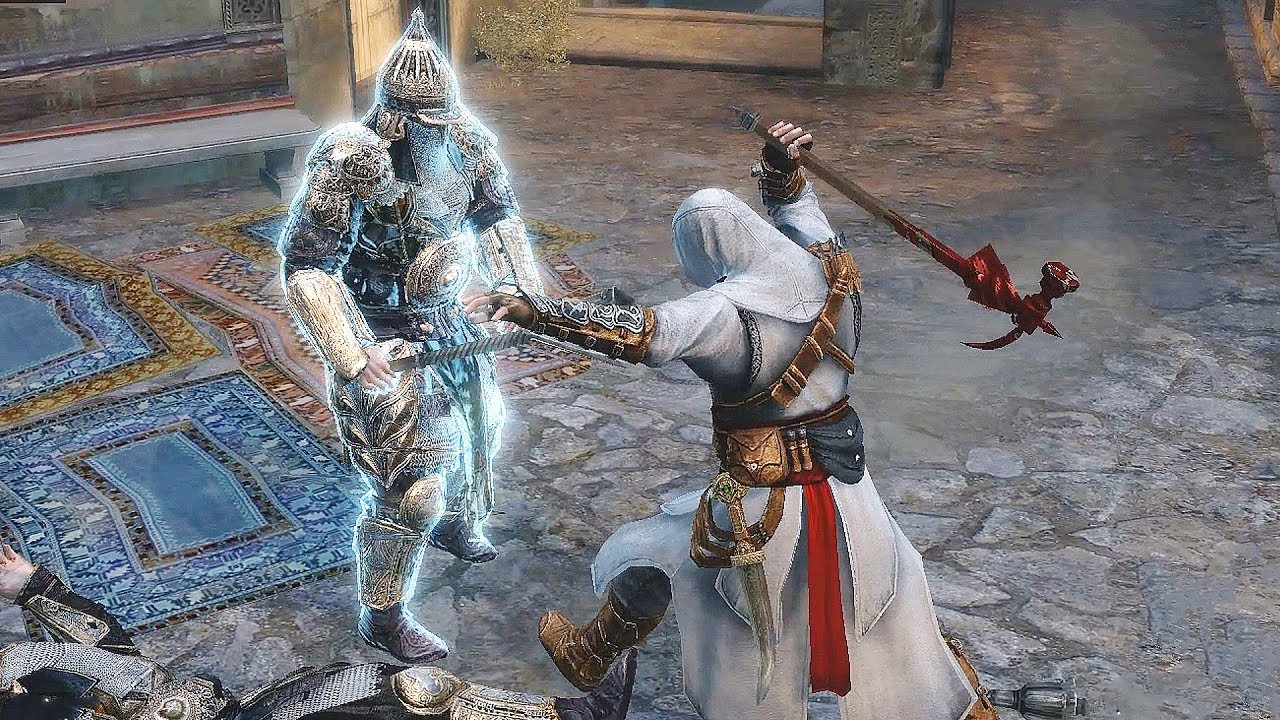 Assassin S Creed Revelations Altair Multi Weapon Combat Free