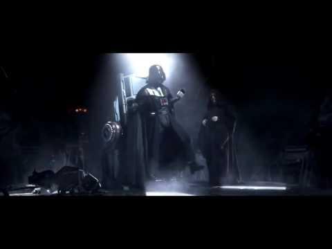 Darth Cruise Gets His Mask - The Mummy/Star Wars Remix