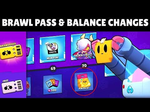 Update Sneak Peak! Brawl Pass, Balance Changes & More!! |