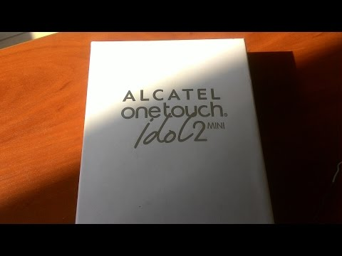 Alcatel One Touch 6016X Idol 2 MINI прошивка