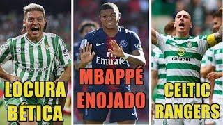 RESUMEN de la jornada en las ligas europeas: ¡¡Viva el fútbol!!