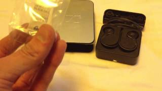 fake sennheiser ie8 in ear headphones unboxing from china