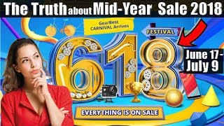 618 GearBest Mid-Year Sale 2018: The TRUTH about BIGGEST SALE