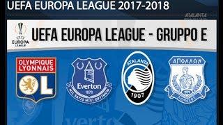 UEL Tutti i gol dell'Atalanta nel Group Stage E