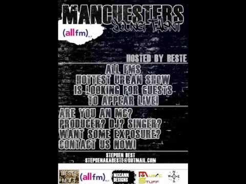 Manchester's Young Talent - Suntzulu