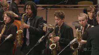 FINALE- Essentially Ellington 2016: Tucson Jazz Institute- OLD KING DOOJI