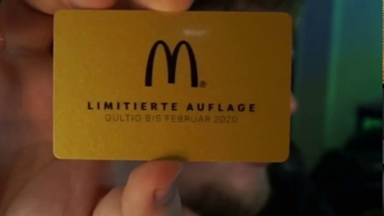 Tanzverbot Ein Jahr Lang Gratis Essen Bei Mcdonald S Goldene