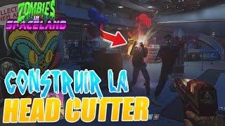 Construir la HEAD CUTTER | RayGun Ver.03 | Zombies in Spaceland