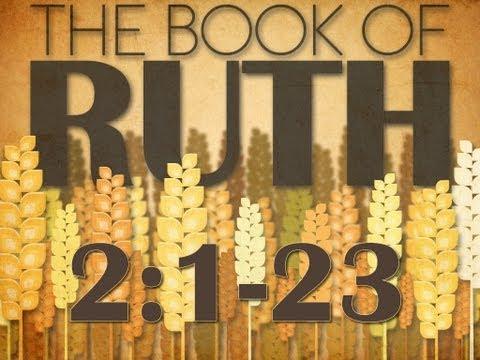 Ruth 2 Bible Study - Calvary Chapel Deerfield Beach