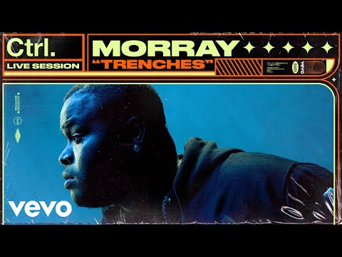 Morray – Trenches (Live Session) | Vevo Ctrl
