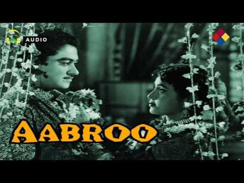 Jo Kal Banaya Tha Aashiyana | Aabroo 1956