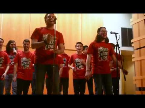 Live and Learn - Crush 40 - Broad Street Line A Cappella